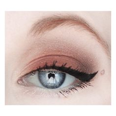Homecoming Goddes | Idea Gallery | Makeup Geek ❤ liked on Polyvore