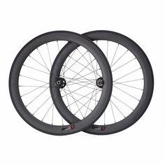 38mm 60mm Disc Brake Carbon Wheels,700C 60mm Clincher Carbon Fiber 50mm 88mm Road Bike Wheels EMS Free Shipping