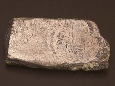 Polished Silver in matrix - Alhambra Mine, Grant County, New Mexico Minerals For Sale, New Mexico, Auction, Silver, Money