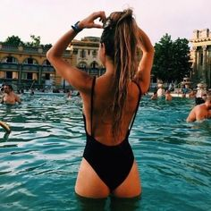 Uploaded by #95. Find images and videos about girl, summer and pool on We Heart It - the app to get lost in what you love.
