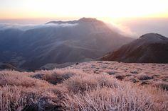 中岳ー1Mt.Kuju, Mt.Naka-dake