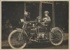 Henderson Motorcycle and sidecar | Flickr - Photo Sharing!