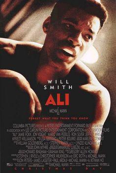 Ali(2001), 鑑賞する方も体力使うと思います(笑)。