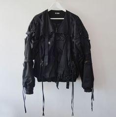 Raf Simons SS06 parachute bomber jacket