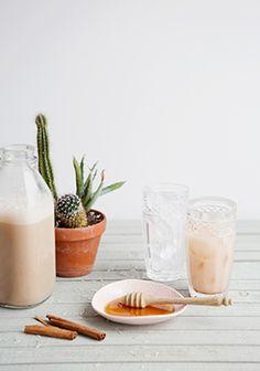 Une horchata est une boisson mexicaine faite à base de riz. C'est vraiment désaltérant, donc ce sera parfait pour les journées chaudes qui s'en viennent.
