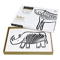Safari Collection - Art Cards for Baby