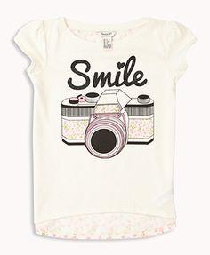 forever 21 girls t-shirt!