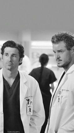Grey's Anatomy - Derek & Mark