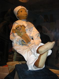 Robert the Doll; Haunted Ghost Tours in Key West, FL