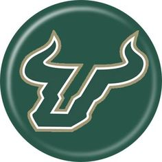 USF - University of South Florida Bulls disc