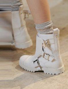 Fashion Week SS14: Shoes   ELLE UK ~ Zadig et Voltaire Deluxe