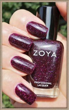 Zoya Payton- 2013 Winter/Holiday Collection (Swatches and Review) | The Polished Cricket