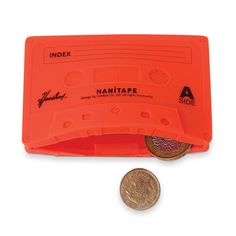 cute wallet. Hanitape Red now featured on Fab.