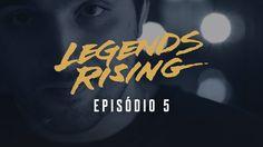 """Legends Rising Episódio 5: Uzi e brTT - """"Família"""""""
