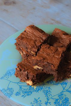 » Summer brownies | Clea cuisine