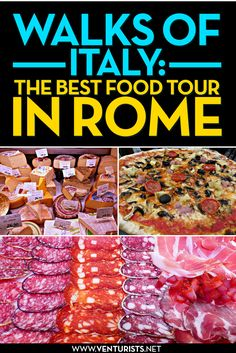 Walks of Italy - the BEST food tour in Rome! Click to find out more.
