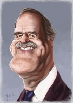 John Cleese - actor, voice actor, screenwriter, producer, and comedian