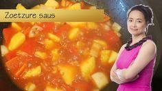 Chinese zoetzure saus maken