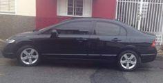 Honda Civic Sedan LXS 1.8/1.8 Flex 16V Aut. 4p 2008 Gasolina Brasilia DF | Roubados Brasil