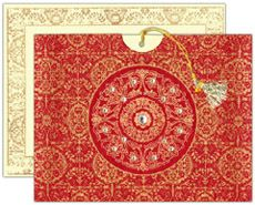 Traditional Indian Wedding Pins Card Details Http Regalcards Display Asp Productid