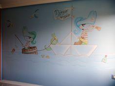 ideas originales para decorar habitaciones de bebes