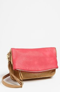 Big Buddha 'Orchard' Foldover Crossbody Bag available at #Nordstrom