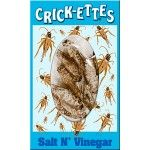 CRICK-ETTES SAlt N' Vinegar Flavored