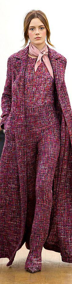London Fashion Week.          Daks.          Fall 2015.          Ready-To-Wear.