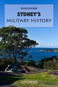 Australia Travel | Sydney Travel | Discover Sydney | New South Wales | Sydney Vantage Points | Military History | Sydney's Middle Head | Sydney Day Trips | Sydney Headlands