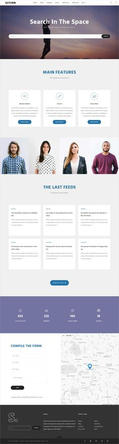 Saturn is a Multiuse and Accurate responsive #WordPress Theme for any #help #center professional agency, business, freelance, studio, blog, portfolio or photography website with 20+ Homepage and 100+ inner pages download now➩  https://themeforest.net/item/saturn-multiuse-and-accurate-wordpress-theme/19220340?ref=Datasata
