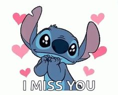 The perfect MissYou Stitch IMY Animated GIF for your conversation. Disney Stitch, Lilo En Stitch, Lilo And Stitch Quotes, Disney Phone Wallpaper, Emoji Wallpaper, Wallpaper Iphone Cute, Dont Touch My Phone Wallpapers, Look Wallpaper, Stitch Drawing