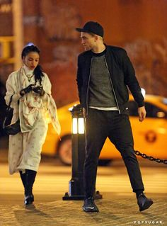 Pin for Later: Robert Pattinson and FKA Twigs Bring Their Love to the Big Apple