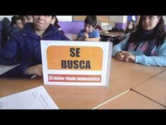 """CONCURSO """" IMÁGENES MATEMÁTICAS"""". TÉCNICA DE APRENDIZAJE COOPERATIVO 1,2,4 - YouTube Kagan Structures, Cooperative Learning, Innovation, Teaching, Activities, Digital, School, Project Based Learning, Learning Activities"""