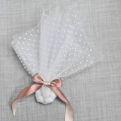 20 Orthodox wedding favors White favors Tulle Wedding | Etsy