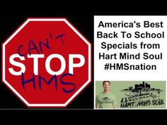 America's Best Back To School Screen Printing Specials start now with Hart Mind Soul!