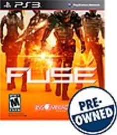 Fuse — PRE-Owned - PlayStation 3