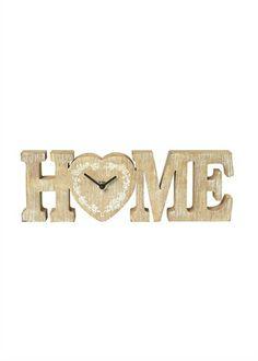 Home Word Clock (29.5cm x 4cm x 10cm)