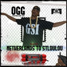 Mixhouse Mixtapes - Ogg - From The Netherlands To St.loulou