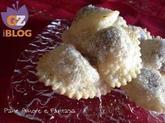 Cagionetti abruzzesi - ricetta dolce tradizionale. One of my faves...reminds me of my Nonna and childhood