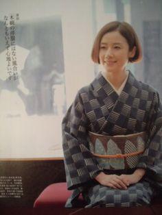Japanese Beauty, Beautiful Person, Kimono, Hair Styles, House, Women, Fashion, Hair Plait Styles, Moda