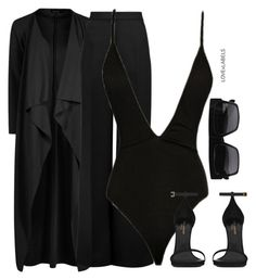 Untitled #715 by dianadolce on Polyvore featuring polyvore, fashion, style, Boohoo, Roksanda, Yves Saint Laurent and clothing