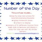 This packet has everything you need for a great Number of the Day interactive display in your classroom. You will provide your students with daily ...