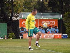 Prass é liberado para musculação e pode voltar ao Palmeiras em um mês #globoesporte