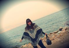 ASfashionlovers: Poncho  time About Me Blog, Cover Up, Posts, Beach, Dresses, Fashion, Vestidos, Moda, Messages