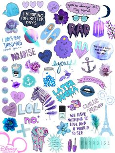 ♥♥ l loved stickers as a kid!! I would stick them EVERY WHERE!!