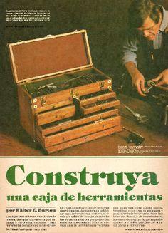 Construya una caja de herramientas - Julio 1983                                                                                                                                                     Más