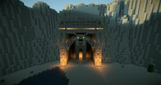 Cool entrance way - would use for a quest or temple on play.townykingdoms.com