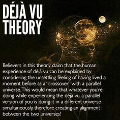 Become Greater! The Science of Being We are what we think. Astronomy Facts, Space And Astronomy, Wow Facts, Wtf Fun Facts, Deja Vu Theories, Conspiracy Theories, Physics Theories, Theories About The Universe, Affirmations