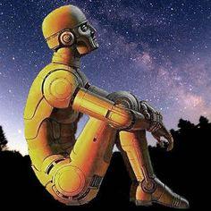 Robot Contemplation...