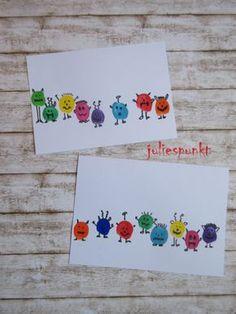 """Ja, ich hab ein neues Hobby… Karten """"bedrucken"""" :-D (Hier und hier habe ich erste Versuche gezeigt..) Ich freue mich, dass ich so wenigstens etwas kreativ sein kann, wenn die Lust…"""